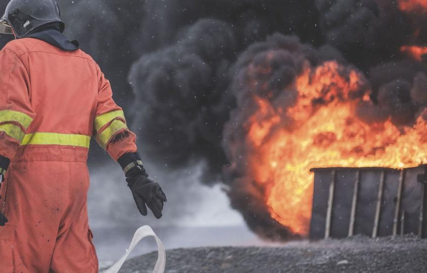 Illustration formation sécurité incendie Thésée Formation