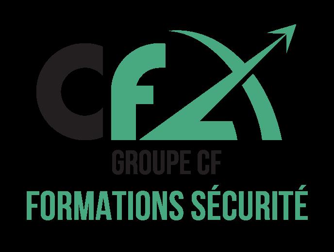 Logo Groupe CF Formations Sécurité (anciennement Thésée Formation)